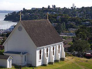 Old Saint Hilarys Church