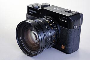 Lumix - Panasonic Lumix DMC-LC1 (2004)