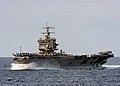 120204-N-PK218-002 USS Enterprise USS Enterprise (CVN 65) underway in the Atlantic Ocean participating in exercise Bold Alligator 2012..jpg