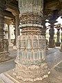 12th century Mahadeva temple, Itagi, Karnataka India - 102.jpg