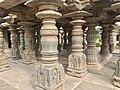12th century Mahadeva temple, Itagi, Karnataka India - 115.jpg