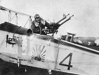 135th Aero Squadron - 135th Aero Squadron Dayton-Wright DH-4 No 4