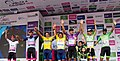 13 Etapa-Vuelta a Colombia 2018-Podio Completo Vuelta a Colombia 2018.jpg