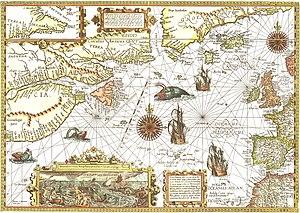 Petrus Plancius - Image: 1592 4 Nova Doetecum mr
