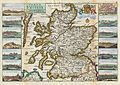 1747 La Feuille Map of Scotland - Geographicus - Ecosse-ratelband-1747.jpg