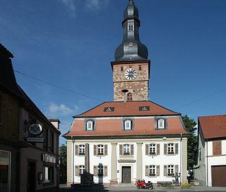 Göllheim - Town hall