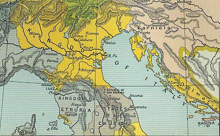 Dalmazia Cartina Geografica.Dalmazia Wikipedia