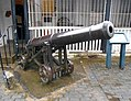 1814 Cannons at Fort Beaufort Museum 004.jpg