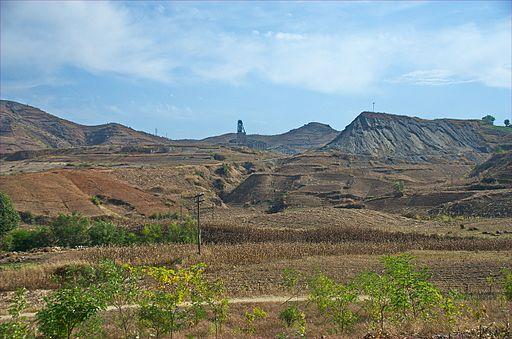 1819 - Nordkorea 2015 - Bahnfahrt von Pjöngjang nach China (22356102414)
