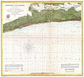 1857 U.S. Coast Survey Map or Chart of Mississippi City Harbor, Mississippi - Geographicus - MississippiCityHarbor-uscs-1857.jpg