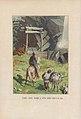 1879, El ingenioso hidalgo D. Quijote de la Mancha, Cuatro veces sosegó y otras tantas volvió a su risa, Mestres.jpg
