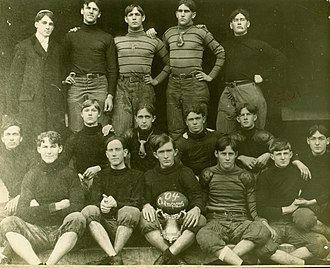 1904 Florida State College football team - Image: 1904 Florida State College football team