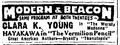 1922 Modern Beacon theatres BostonGlobe 14April.png