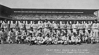 Satchel Paige - Paige at the 1936 East–West All-Star Game