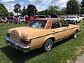 1977 Lincoln Versailles at 2015 Macungie show 2of2.jpg