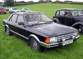 ford granada 1985 coupe