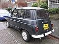 1985 Renault 4 GTL rear.jpg