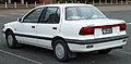 1988-1990 Mitsubishi Lancer (CA) SE sedan (2011-04-22) 04.jpg