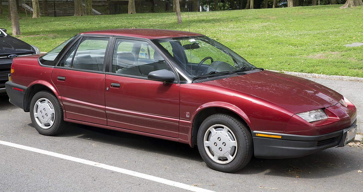 Saturn S series - Wikipedia | Wiring Diagram For 1996 Saturn S Series |  | Wikipedia