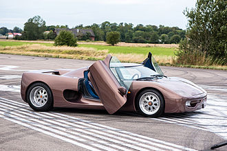 Koenigsegg CC - Image: 1996 koenigsegg cc prototype 100529345 l