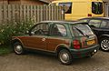 1997 Nissan Micra 1.0E Aut 'Woody' (9523011267).jpg