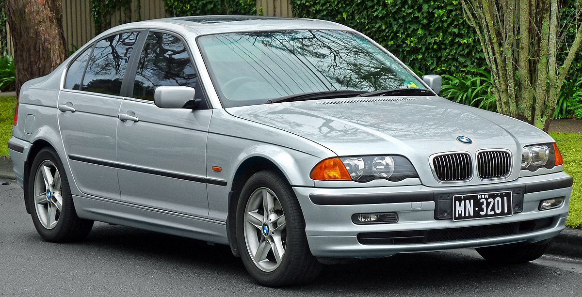 bmw e46 wikipedia wolna encyklopedia. Black Bedroom Furniture Sets. Home Design Ideas