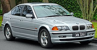 BMW 3 Series (E46) Motor vehicle