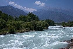 1 Lidder river Jammu Kashmir India.jpg