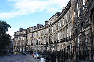 Edward Gordon, Baron Gordon of Drumearn - 1 to 7 Randolph Crescent, Edinburgh