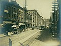 1st Ave S looking north from Main St, ca 1903 (SEATTLE 3061).jpg