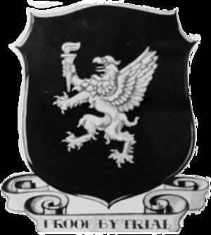 1st Proving Ground Group - Image: 1st Proving Ground Group Emblem
