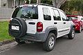 2001 Jeep Cherokee (KJ) Sport wagon (2015-11-11) 02.jpg