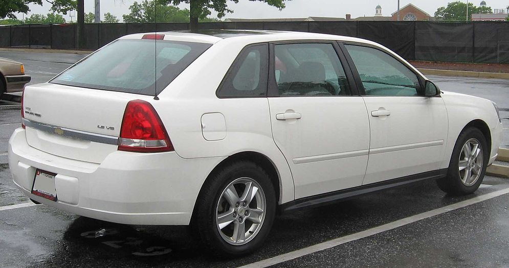 Chevrolet Malibu Ma Ls