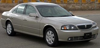 Lincoln LS - 2004 Lincoln LS