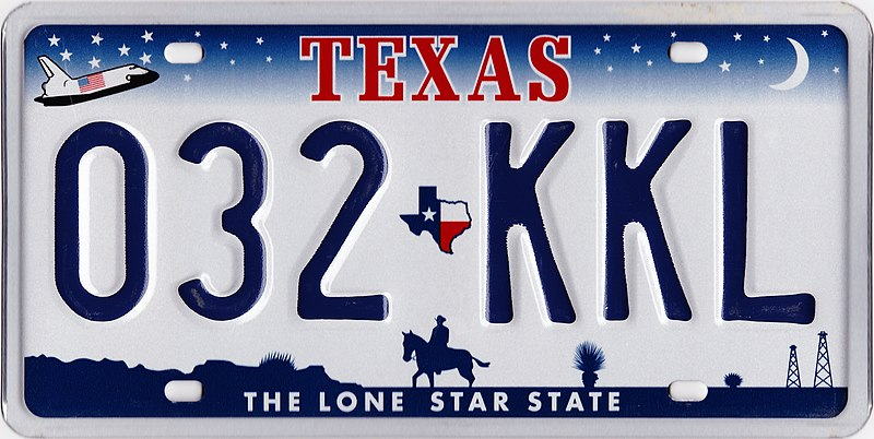 File:2004 Texas license plate 032 KKL.jpg