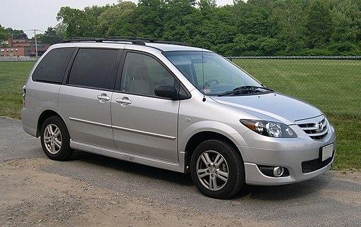 2005 Mazda MPV