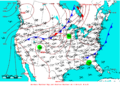 2007-08-27 Surface Weather Map NOAA.png