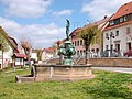 20070420050DR Bad Gottleube (Berggießhübel-B) Traubenbrunnen Markt.jpg