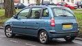 2007 Hyundai Matrix GSi 1.6 Rear.jpg