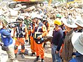 2008년 중앙119구조단 중국 쓰촨성 대지진 국제 출동(四川省 大地震, 사천성 대지진) SSL27207.JPG