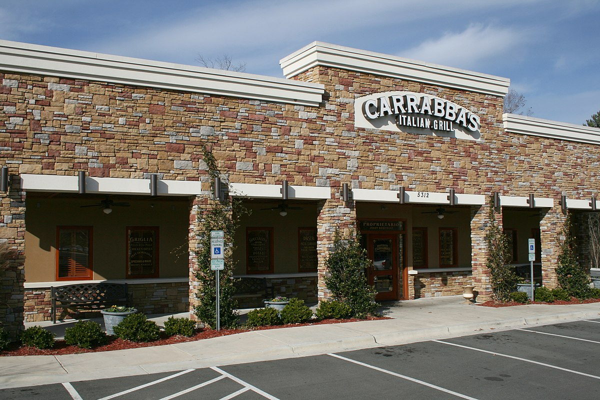 Learn more about Carrabba's Italian Grill, Opens a popup Specialties Offering authentic Italian cuisine passed down from our founders' family recipes, Carrabba's uses only the best ingredients to prepare fresh and handmade dishes cooked to order in a lively exhibition kitchen/5().