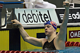 Steffen Deibler German swimmer