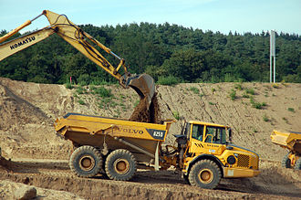 Volvo Construction Equipment - Volvo A25D