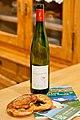 2009 Gewurztraminer from Elsa Barabos, Obernai, Alsace (6710983943).jpg