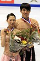 2009 Skate America Pairs - Dan ZHANG - Hao ZHANG - Bronze Medal - 0057a.jpg