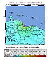 2009 Venezuela earthquake intensity map.jpg