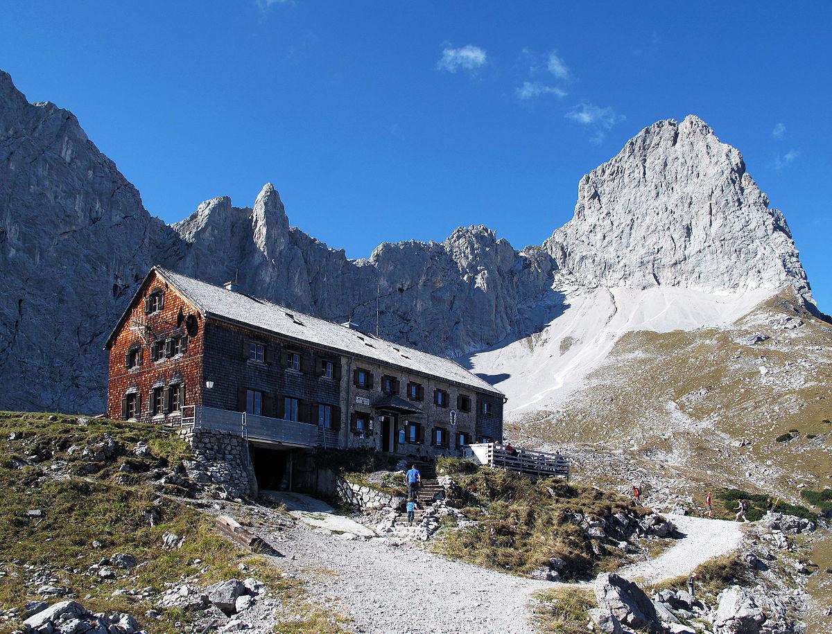 Klettersteig Lamsenspitze : Lamsenspitze u wikipedia