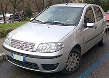 La Fiat Punto con il restyling del 2003 ha portato al debutto il 1.3 Multijet 16V