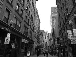 Winter Street (Boston) - Image: 2010 Winter St Boston