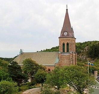 Camilla Läckberg - Fjällbacka in Sweden, the tiny seaside village where Läckberg was born